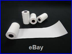 VERIFONE vx520 (2-1/4 x 50') THERMAL RECEIPT PAPER 400 ROLLS FREE SHIPPING