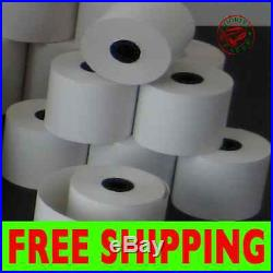 VERIFONE vx680 (2-1/4 x 50') THERMAL RECEIPT PAPER 300 ROLLS FREE SHIPPING