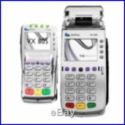 VX 520 and VX 805 Bundle NFC, EMV Enabled