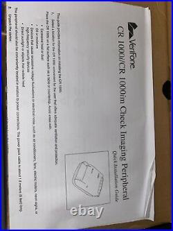 VeriFone CR-1000i Check Reader