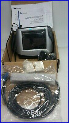 VeriFone MX870 Credit Card Terminal NEW in box with accessories See descrp