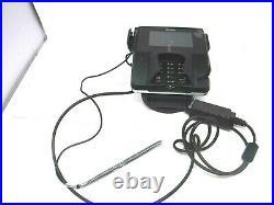 VeriFone MX915 Credit Card Terminal M177-409-01-R w Stand NOB (free shipping)