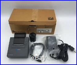 VeriFone Printer 355/P250 NOS Compact New In Box With Power Supply and 1 roll