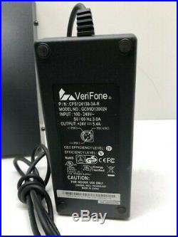 VeriFone Ruby 2 Power Supply with Cables # CPS124130-3A-R