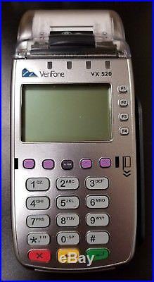 VeriFone VX520 Credit Card Terminal