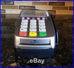 VeriFone VX520 N. I. B. Credit Card Reader