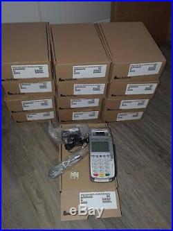 VeriFone VX520 credit card machine (Lot of 13 units)