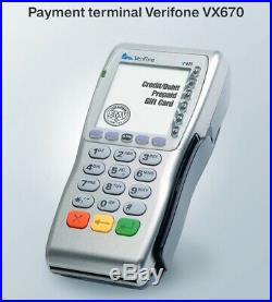 VeriFone VX670 Payment Terminal Brand New In Box