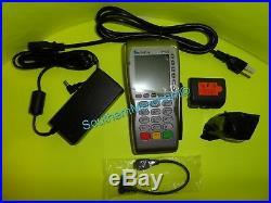 VeriFone VX670 Wireless GPRS/GSM CREDIT CARD TERMINAL SMART CARD CHIP SLOT 12meg
