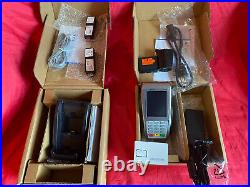 VeriFone VX680 3G Wireless & VX680 Standard Charging BaseUNLOCKEDBRAND NEW