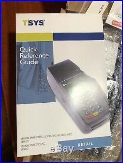 VeriFone VX 510EMV Credit Card Machine (5) Units New