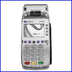VeriFone VX 520 EMV Credit Card Machine NEVER USED IN ORIGINAL BOX