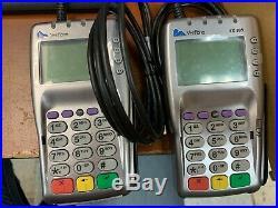VeriFone VX 805 Pin Pad, EMV, Swipe, Terminal -LOT OF 2 -NEW OPEN BOX