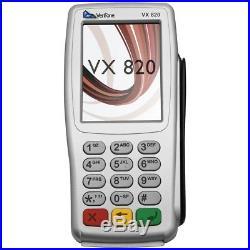 VeriFone VX 820 Payment Terminal 3.5 Color ARM ARM11 400 MHz 32 MB RAM