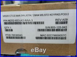 VeriFone Vx520 EMV CLTS 32MB Credit Card Terminal