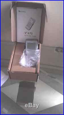 VeriFone Vx670 Wireless WiFi new