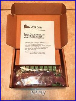 Verifone 29376-01 Smart Fuel Controller RS485 DCR 8-Channel Interface Kit