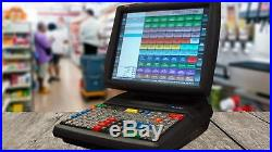 Verifone Commannder Topaz SystemIncludes Topaz, FCI, mx 915, Printer, Cash drawer