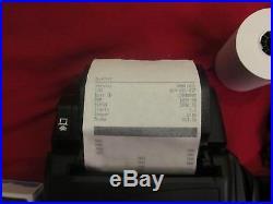Verifone Eclipse Credit Debit Card & Check Terminal Complete