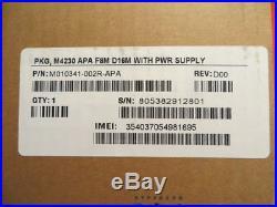 Verifone Hypercom Optimum M4230 Credit Card Terminal New
