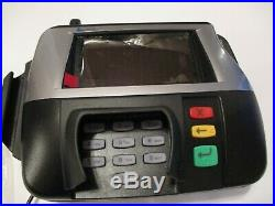 Verifone MX860 Credit Card Reader Terminal / Pinpad COMPLETE & PEN