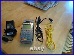Verifone Model Vx520 Credit Card Payment Terminal, New