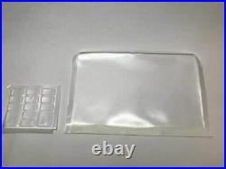 Verifone Mx915 Keypad Protective Cover/Mx915 Screen Protector Combo (Set of 10)
