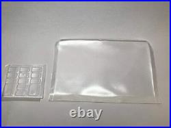 Verifone Mx925 Keypad Protective Cover/ Mx925 Screen Protector Combo(Set of 5)