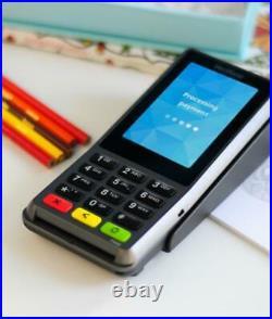 Verifone P400 Plus Credit Card Machine M435-003 04-naa-5rev A08