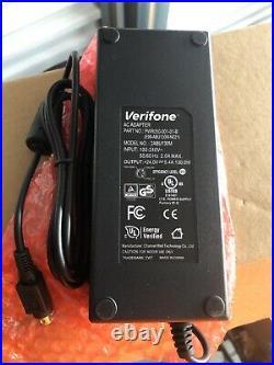 Verifone PWR050-001-01A Topaz Power Supply 100-240VAC