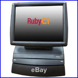 Verifone Ruby CiIncludesForecourt with485 Board, cash drawer, printer, mx915pp etc