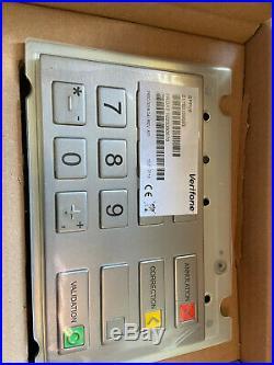 Vérifone Teclado Digital Epp V6 Teclado Versión Francaise Banco Nuevo