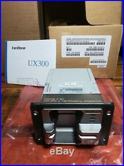 Verifone UX300 Card Reader WPWR M159-300-070-WWA-C M14330A001