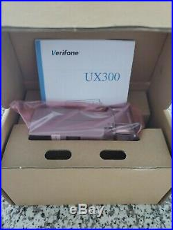 Verifone UX300 Card Reader WPWR WithO accessories M159-300-070-WWA-C M14330A001