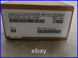 Verifone UX400 Credit Card Reader M159-400-000-WWB