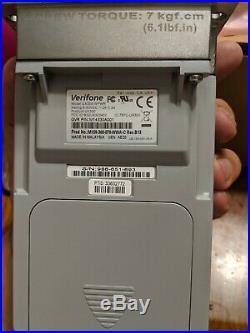 Verifone Ux300 Card Reader P/n M159-300-070-wwa-c