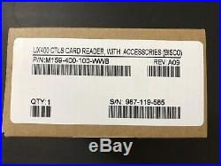 Verifone Ux400 Ctls Card Reader With Accessories (bisco)