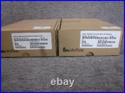 Verifone VX520 Credit Card Chip EMV Reader Machine with Cords Power Adapter 2pk