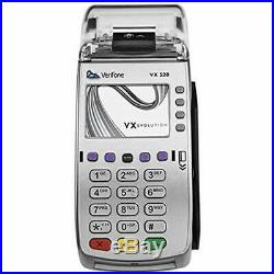 Verifone VX520 Dial, Ethernet And Smart Card Reader M252-653-A3-NAA-3 Office