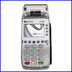 Verifone VX520 Dial, Ethernet and Smart Card Reader M252-653-A3-NAA-3