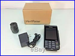 Verifone VX690 3G/Wi-Fi/Bluetooth Capable Portable Payment Terminal No Software