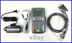 Verifone VX805 PIN Pad Credit Card Chip Swipe Reader CTLS 192MB SC 2SAM