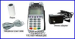 Verifone Vx520 DC EMV Credit Card Terminal