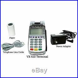 Verifone Vx520 EMV/Contactless Electronics