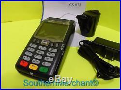 Verifone Vx675, v3,192Mb GPRS 3G Printer/PIN Pad/SCR/CNTLS