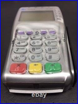 Verifone Vx805 PINpad With Spill Cover, Vx520 Connection Cable and Metal Stand