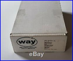 Verifone Way 5000 Keypad + Way System MP 100 Portable Printer. New open box