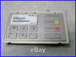 Verifone Wincor Nixdorf EPPV6 Keypad keyboard 01750159532 V6 EPP USA Reverse CES
