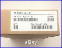 Verifone credit card reader model MX915 M132-409-01-R Rev, D02 new other
