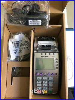 Vx520/NFC/Contactless Encrypted to First Data CARLTON#500 Omaha platformNEW